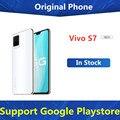 В наличии Vivo S7 5G сотовый телефон 64.0MP + 44.0MP 6,44
