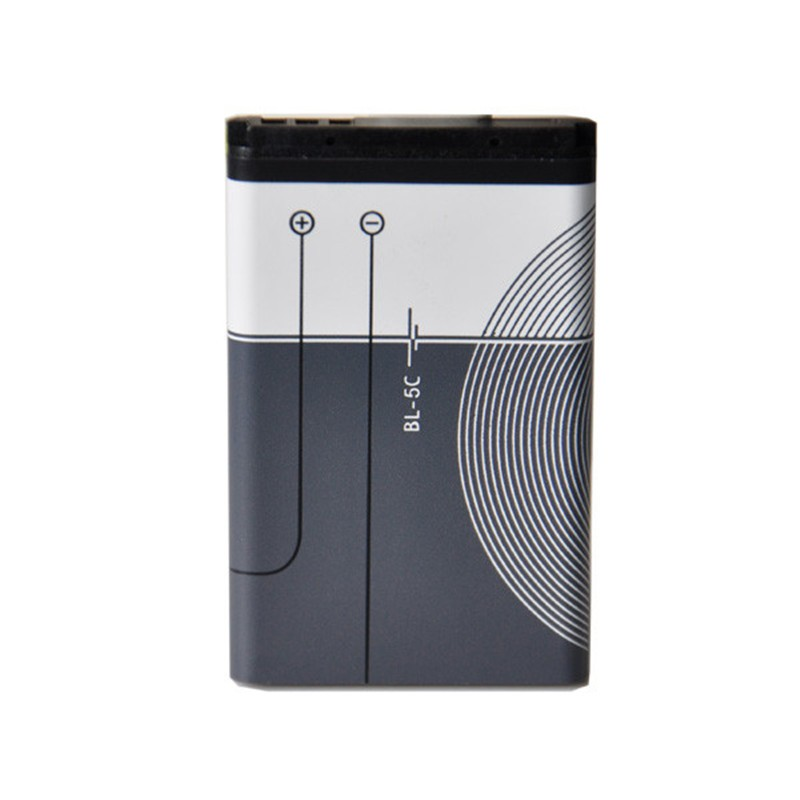 2PC BL-5C BL 5C Battery For <font><b>Nokia</b></font> 1100 1200 <font><b>1650</b></font> 2300 2310 2600 2610 3100 3120 3650 5130 6030 6600 6263 6230 6630 C2-06 C2-00 image