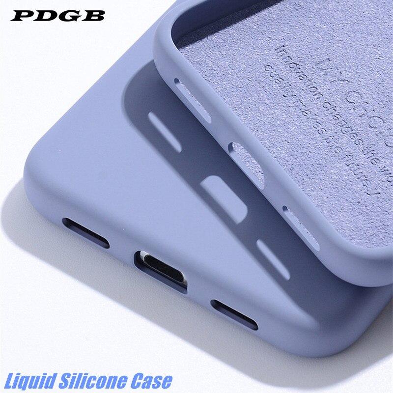 Жидкий силиконовый чехол для Meizu 16 16X 16th Plus 16s Pro 16XS 16T 17