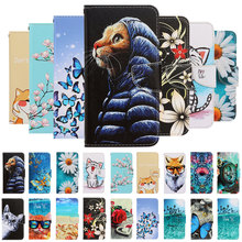 Lovely Painted Phone Bags Case For Huawe