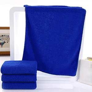 Microfiber-Towel Car-Wash Washcloth Kitchen-Supplies Bathroom Shower 30x70cm Hand-Face
