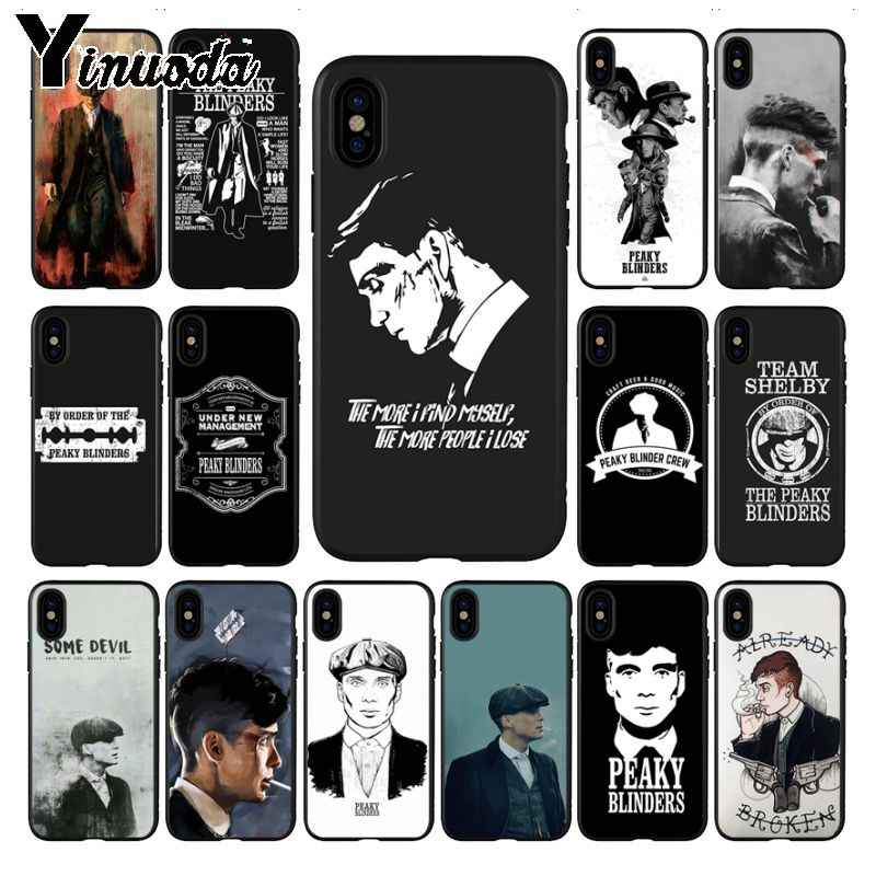 cover for iphone x Peaky Blinders Coque Shell Phone Case For iPhone X 11PRO MAX 8 7 6S Plus XS MAX 12pro 5S SE XR Cellphones