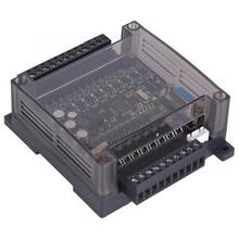 цена на PLC Board Programmable Logic Controller Module FX1N 20MT  Industrial Control Board with Brown Shell PLC Board