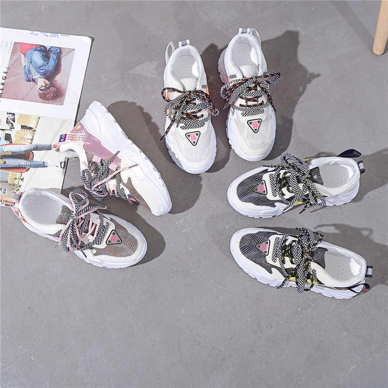 Sapatilhas femininas de renda sapatos de mulher sapatos de mulher sapatilhas de designer de plutônio bege sapatos casuais zapatos de mujer