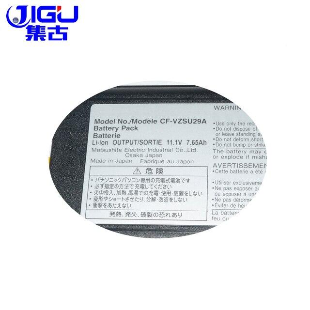 JIGU, batería para ordenador portátil, CF-VZSU29 CF-VZSU29A para PANASONIC CF-29 29A 29DC1AXS 29E para Toughbook-51 52 9 celdas