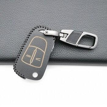 2 botón de la llave del coche caso fob cubierta para Opel Astra H Corsa D j insignia g vectra c mokka zafira llave del coche cubierta