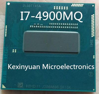 Оригинальный процессор Intel Core I7-4900MQ SR15K cpu I7 4900MQ процессор FCPGA946 2,80 ГГц-3,80 ГГц 8 м четырехъядерный процессор Бесплатная доставка