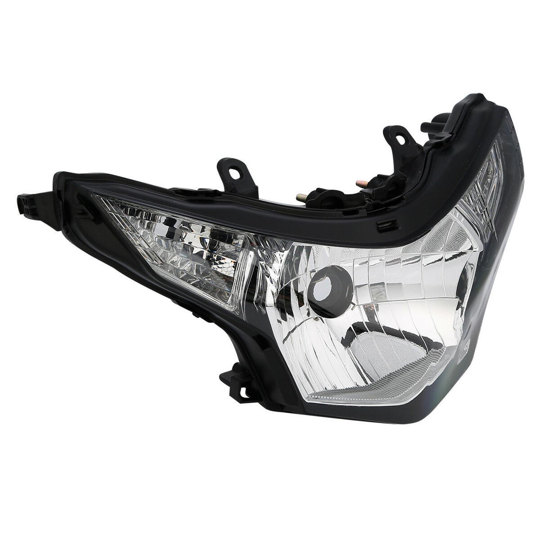 2011-2013 Honda CBR250R CBR 250R Clear Upper Front Head Light Headlight Assembly