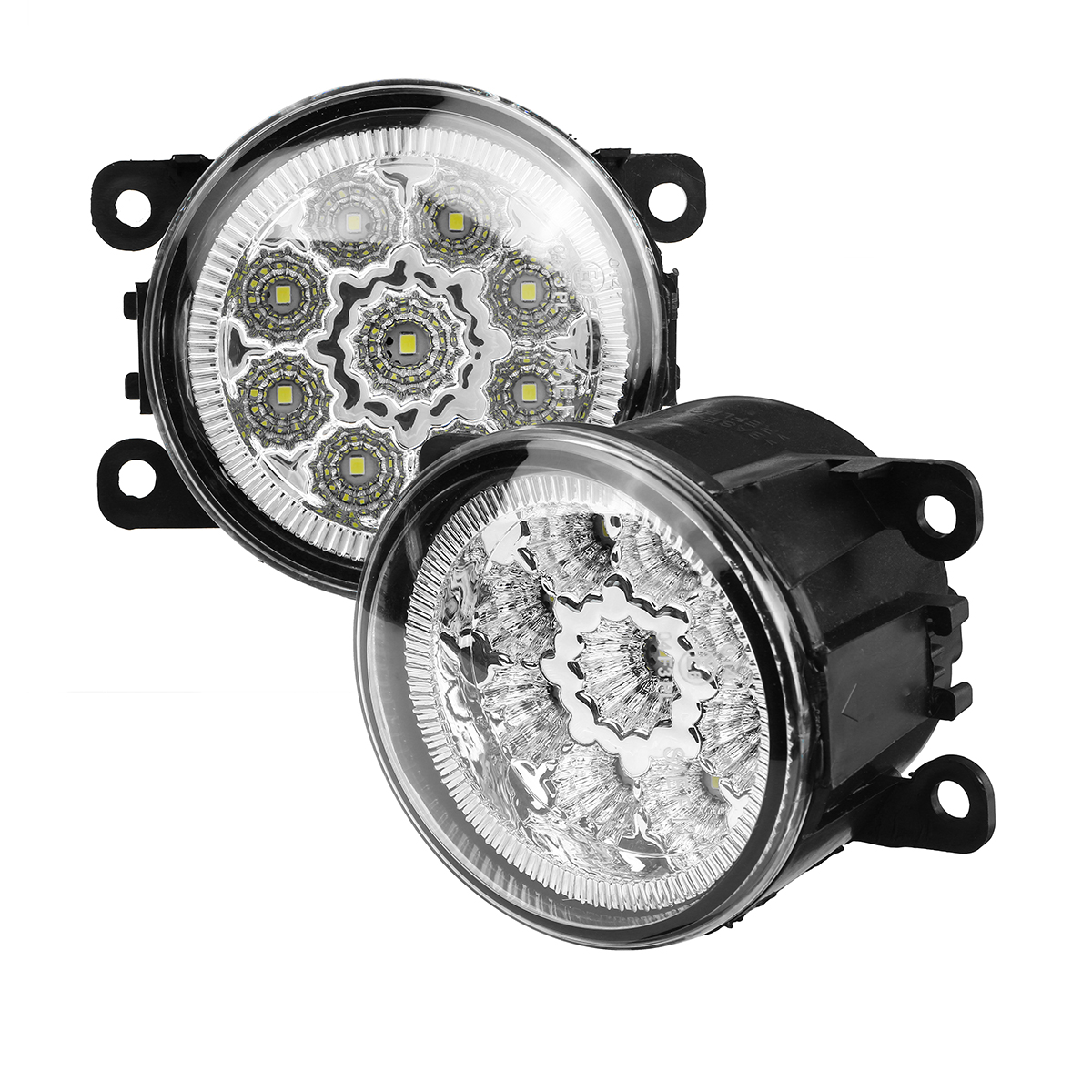 2pcs LED Nebel Licht Nebel Lampe für FORD focus 2 focus 3 TRANSIT TOURNEO TRANSIT CUSTOM FOKUS MK2/3 Mitsubishi Grandis Honda Subaru
