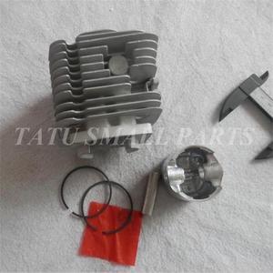 Image 3 - G620 CYLINDER KIT 47.5MM 48MM FOR KOMATSU ZENOAH G620PU G621  62CC CHAINSAW RC ZYLINDER  PISTON RINGS SET PIN CLIPS  ASSEMBLY