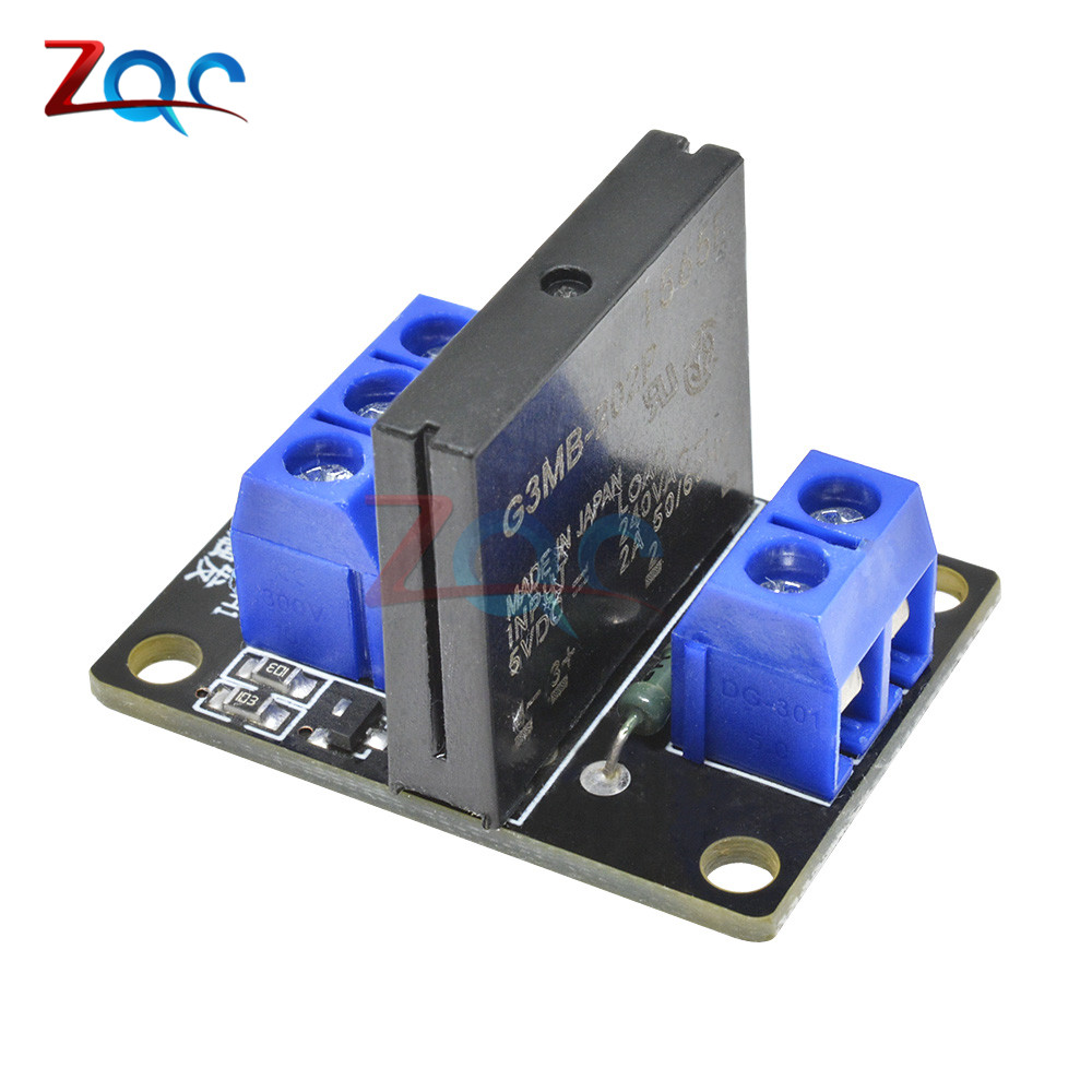 250V 2A 8 canaux Solid State Relay Module Conseil SSR AVR DSP Pour Arduino