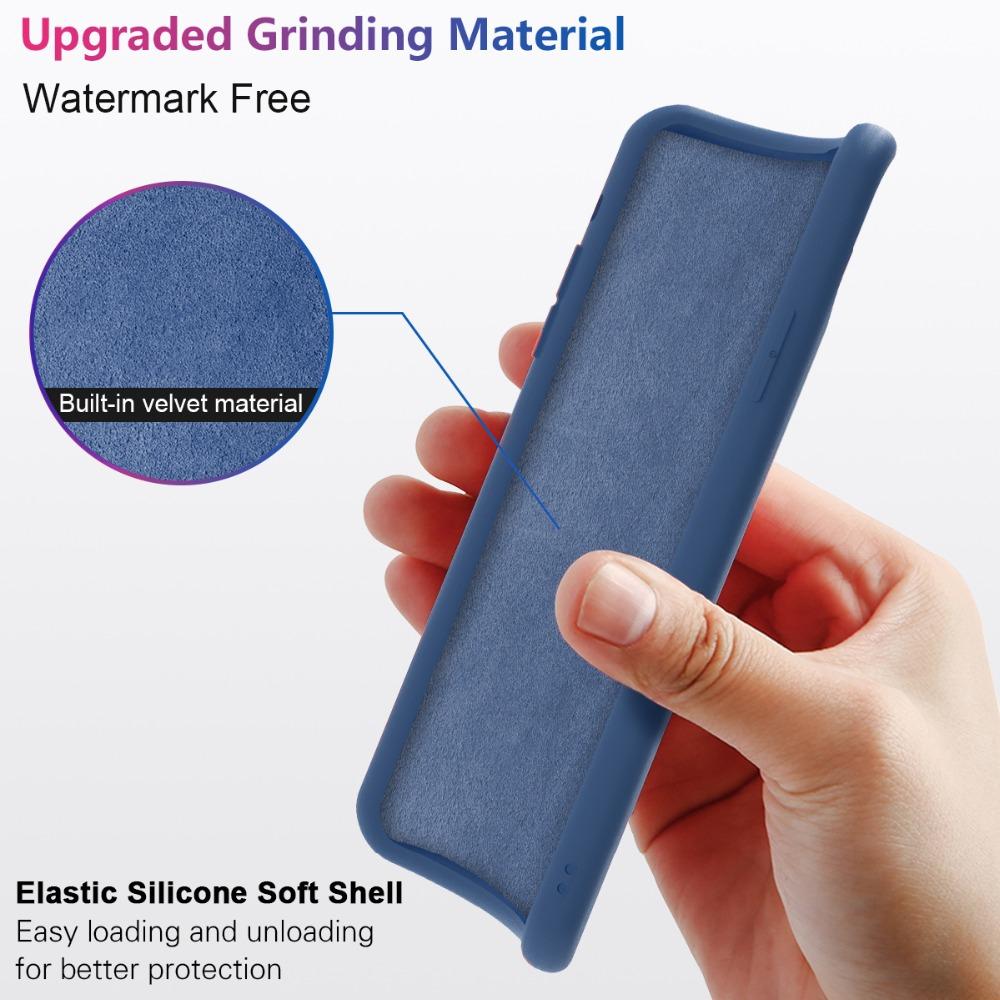 Torubia Silicone Case for iPhone 11/11 Pro/11 Pro Max 91