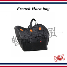 French Horn box bag    Wind instrument case parts   Waterproof portable French Horn Backpack