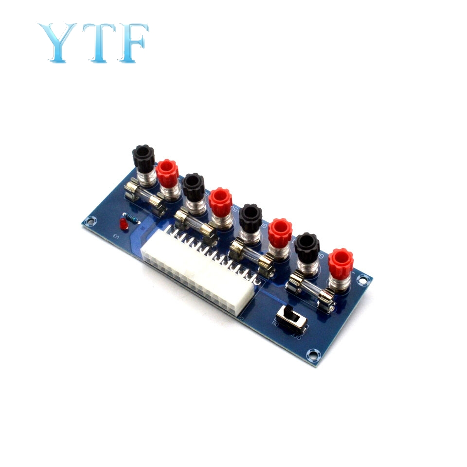 XH-M229 Desktop Chassis Power Supply ATX Adapter Board Takeout Outlet Module Terminal