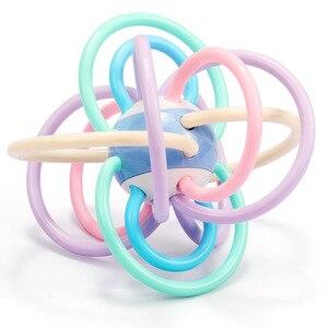 Image 5 - Baby Speelgoed Activiteit Bal Baby Speelgoed 0 12 Maanden Baby Rammelaar Bal Knagen Greep Educatief Speelgoed Voor Baby 0 12 Maand Klim Leren