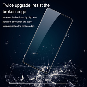Image 3 - Nillkin XD CP+ Max Tempered Glass For Huawei P40 Protective oleophobic Full Screen glue