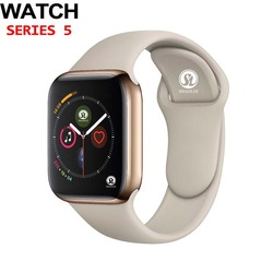 Women Man Smart Watch Series 4 Bluetooth Connectivity For apple watch Android phone IOS iPhone 6 7 8 X Smartwatch Men 42mm