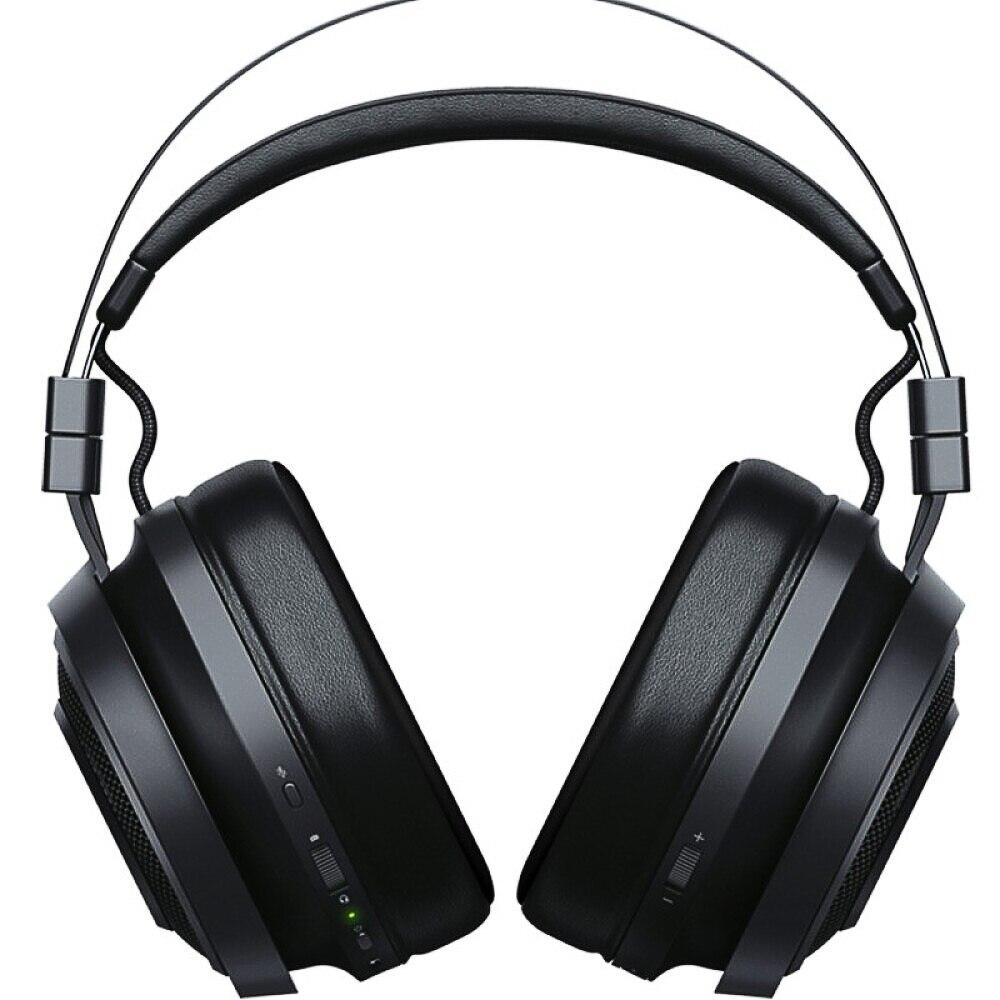 Razer Nari Wireless Gaming Headset Headphone Earphone THX Spatial   Audio Cooling Gel-Infused Cushions 2.4GHz Wireless Audio 1