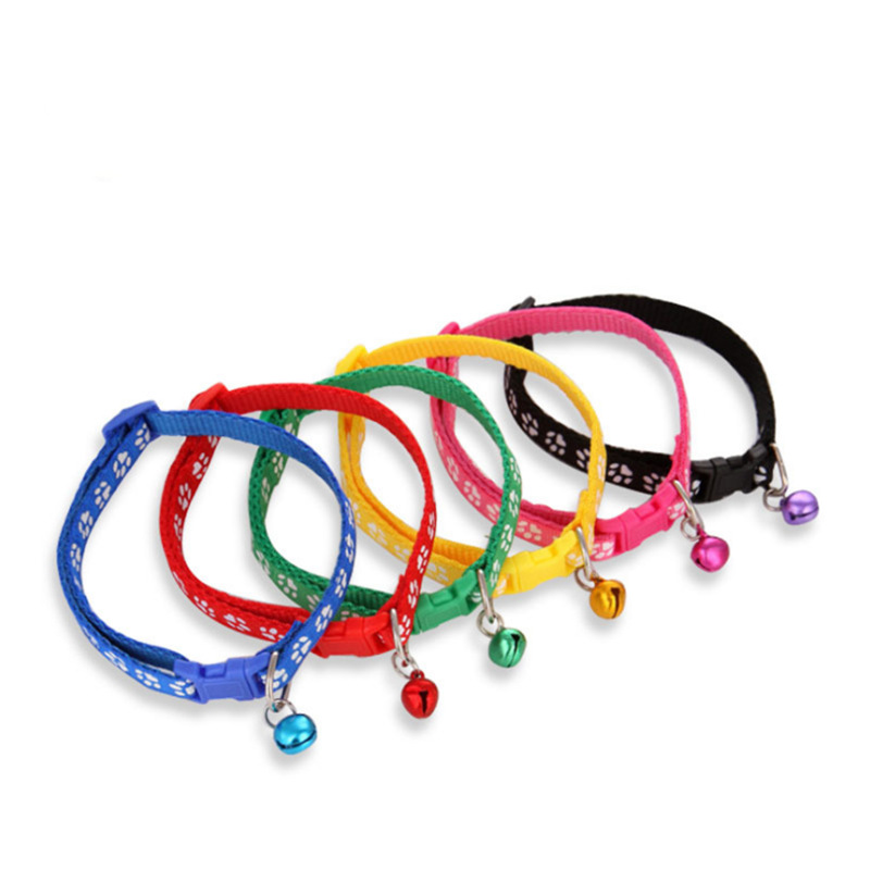 Pet Supplies Dog Neck Ring 1.0 Pet Bell Neck Ring Excellent Cai Kou Nylon Dog Chain