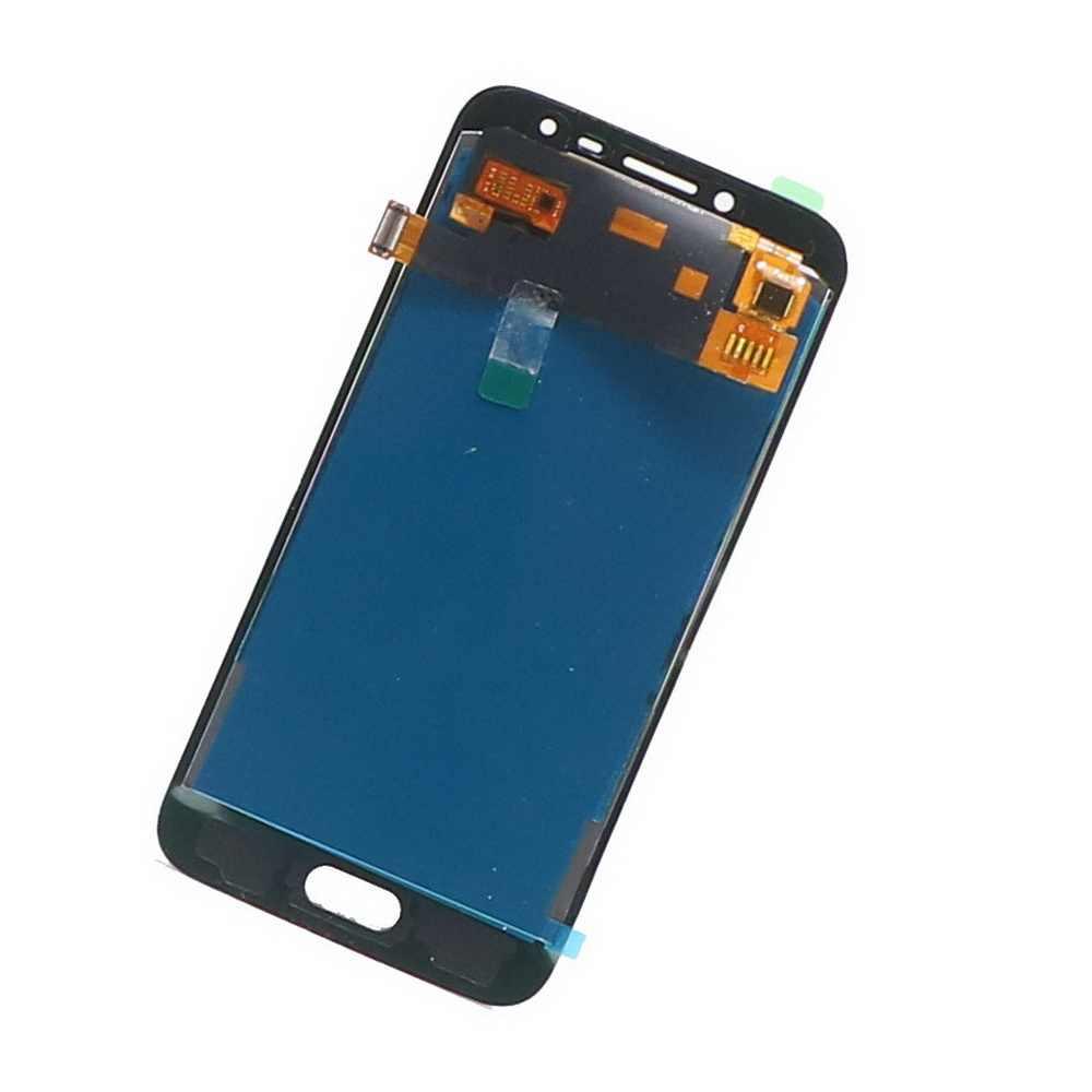 100% נבדק לסמסונג גלקסי J2 2018 פרו J250 J250F J250H LCD מסך מגע Digitizer חיישן תצוגת הרכבה בהירות בקרה