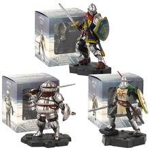 10-11cm almas escuras heróis de lordran solaire oscar siegmeyer com espada pvc coleção modelo figura brinquedos boneca
