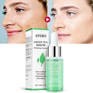Image 2 - Whitening Face Serum Hyaluronic Acid Hydrating Moisturizer Skin Repair Fine Lines Essence Serum Skin Face Cream Anti Wrinkle