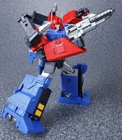 Takara Tomy Transformers Robots Japan MP 31 MP31 Ultra Magnus Deformation Action Figure Toy Collectible