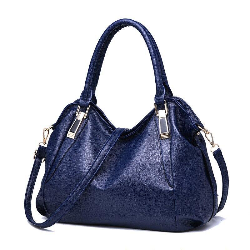 Women Bag Classic Leisure Fashion Soft Ladies Handbag Shoulder Large Capacity casual women bag