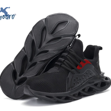 36-48 Outdoor Lover Mountaineer Shoes Men Breathable Hiking Shoes