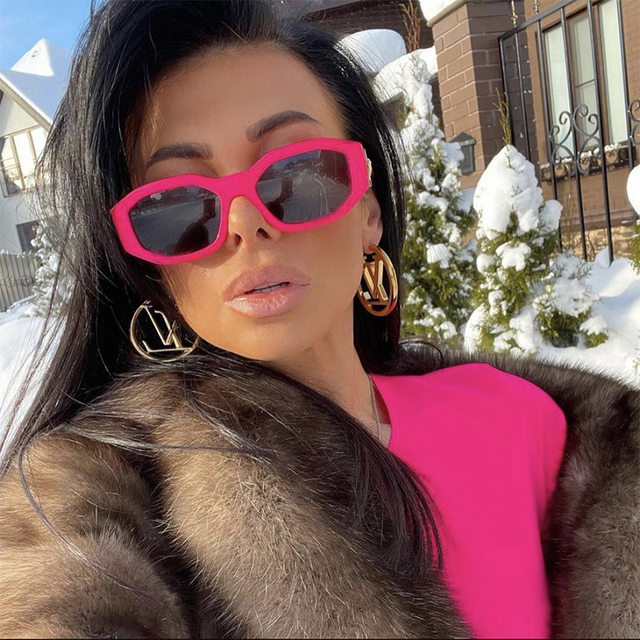 Vintage Steampunk Brand Design Luxury Small Frame Sunglasses Men Women Fashion Square Sun Glasses Shades UV400 Vintage Glasses 3