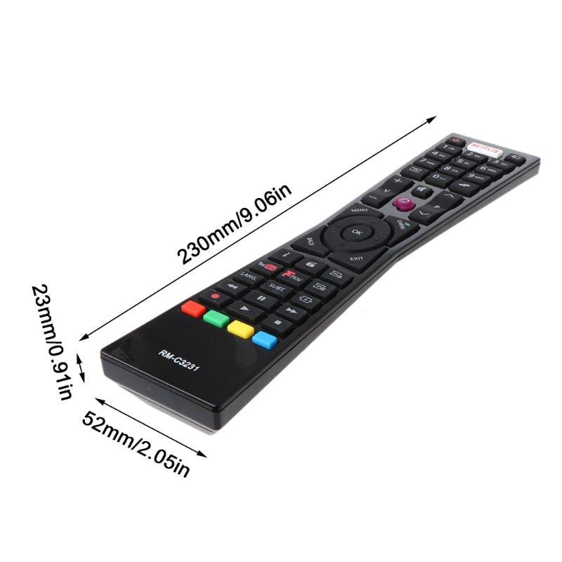 Genuine TV Remote Control for JVC LT-32TW51J