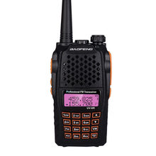 Baofeng UV-6R Scanner de Radio Portable talkie-walkie Portable 7 watts double bande Radio bidirectionnelle jambon émetteur-récepteur bidirectionnel AU 2020(China)