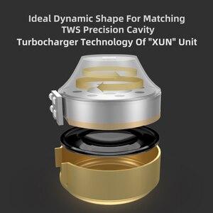 Image 3 - KZ Z1 TWS 10mm dynamiczny sterownik Bluetooth 5.0 prawdziwe bezprzewodowe wkładki douszne tryb gry z redukcją szumów AAC w ucho słuchawki KZ S1 S1D ZSX