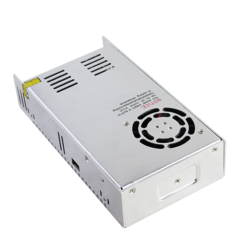 Haute qualité 12V 50A 600W commutation alimentation pilote pour bande de LED AC 100-240V entrée à DC 12V