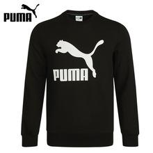 Oryginalny nowy nabytek PUMA Classics Logo Crew TR męskie swetry koszulki odzież sportowa tanie tanio CN (pochodzenie) Dobrze pasuje do rozmiaru wybierz swój normalny rozmiar oddychająca