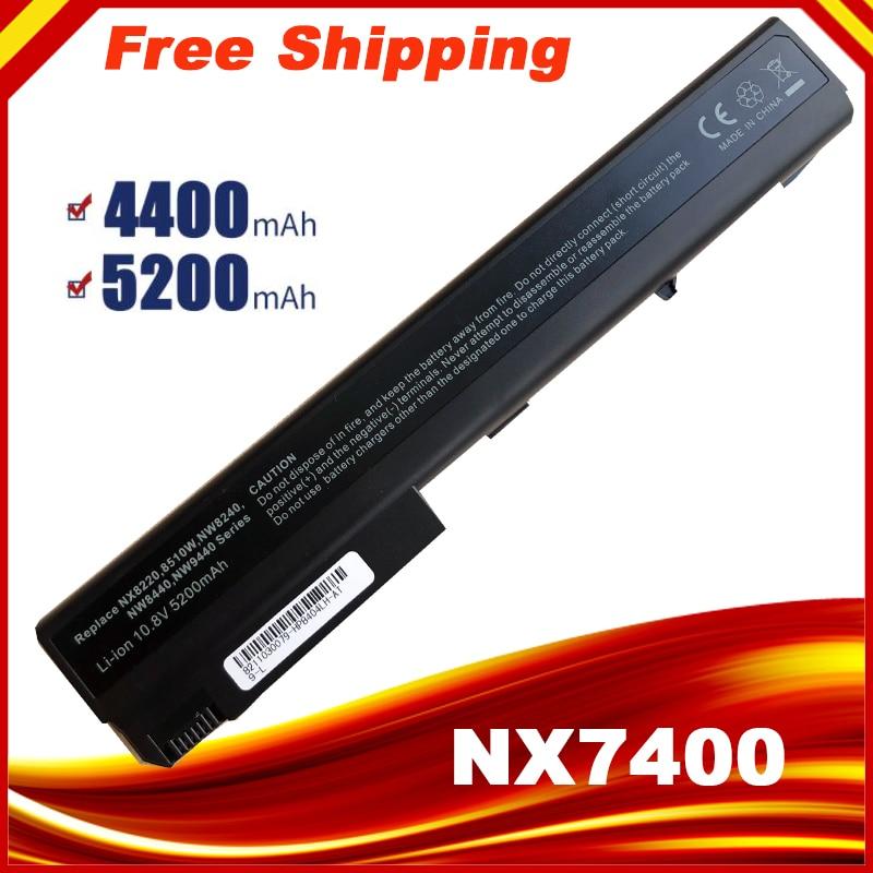 6 Cells Laptop Battery FOR HP COMPAQ Notebook Nx7300 Nx7400 HSTNN-CB30 HSTNN-DB06 HSTNN-LB30