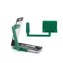 1 stücke Handliche Reparatur Telefon Kunststoff Einstellbare Leuchte Halter Für IPhones Samsunged S7 LCD Bildschirm Reparatur Handy Zerlegen