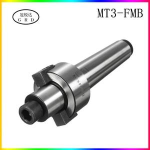 Image 1 - Morse MT3 FMB frezen chuck tool schacht cnc bewerkingscentrum taper schacht MT FMB22 FMB27 FMB32 tool shank draaibank tool rest spindel