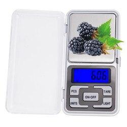 500g 0.01 précision électronique Balance numérique Balance poche pesage bijoux Balance gramme LCD affichage avec rétro-éclairage 20% off