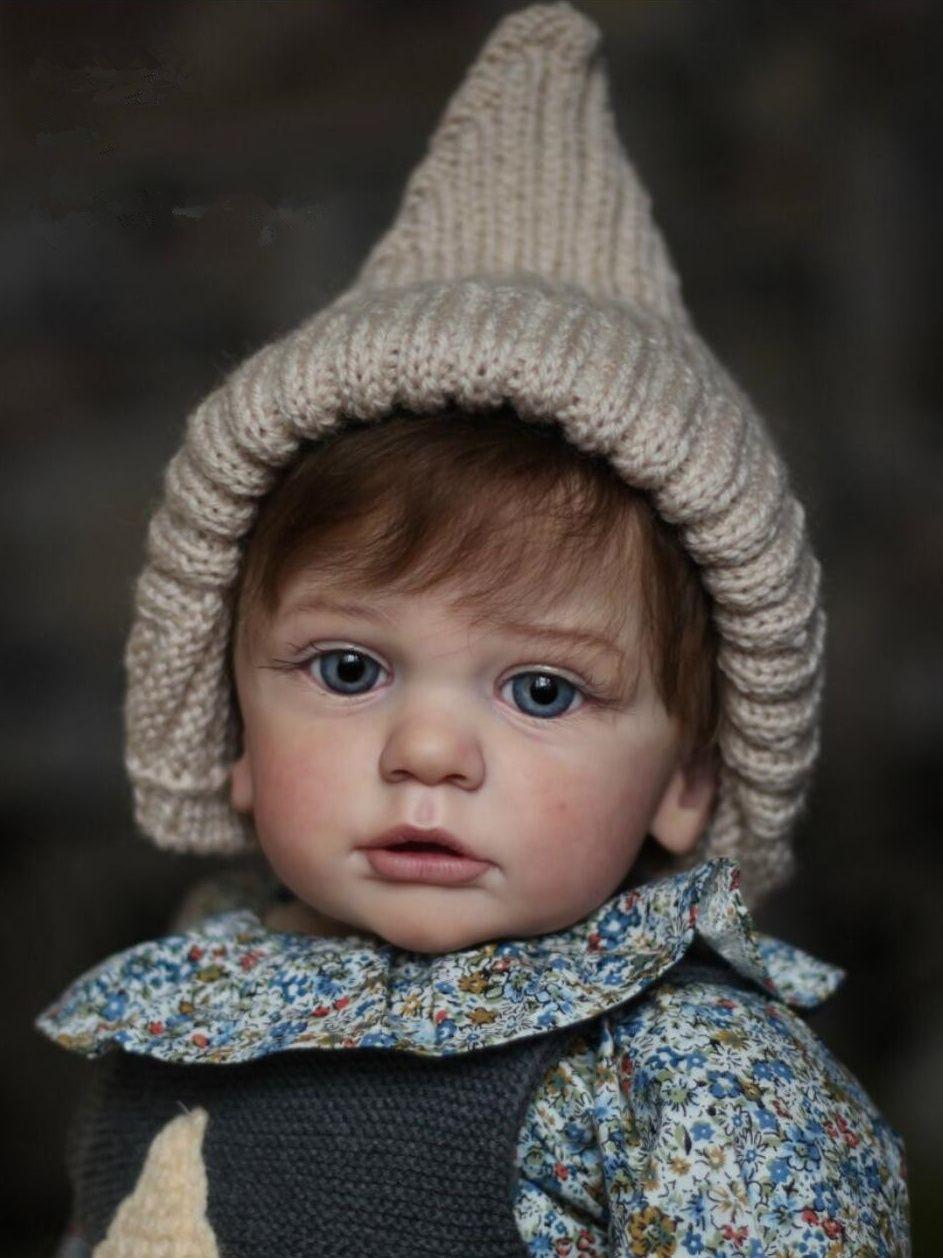 60 см реального прикосновения Reborn Одежда для малышей девочек готовая кукла ткань тела игрушка Реалистичная мягкая силиконовая принцесса жи...