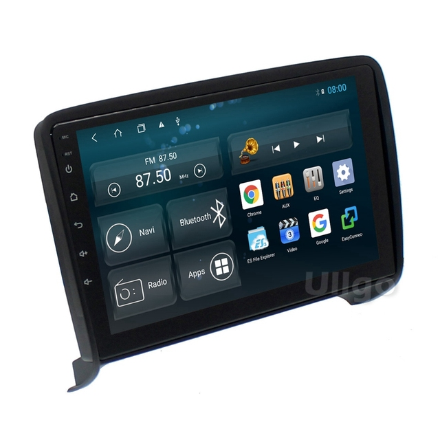 9 inch 4G RAM+64G ROM Octa Core Android 8.1 Car Head Unit for  For Audi TT MK2 8J 2006-2012 Autoradio GPS Multimedia with Wifi