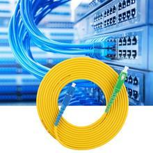 2 шт. SC/APC-UPC волоконно-оптический патч-корд кабель SM 20 м Перемычка одномодовый симплекс 5 м оптический фибра оптика ПВХ патч-корд кабель