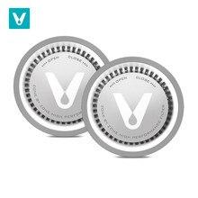 VIOMI – réfrigérateur actif à base d'herbes, 2 pièces, élimine les odeurs, filtre Hepa