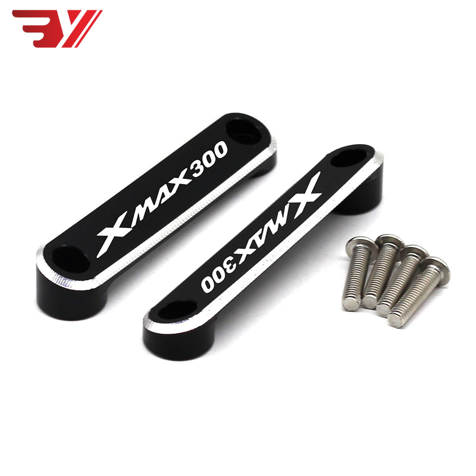 Recommend item Moto For <font><b>Yamaha</b></font> <font><b>XMAX</b></font> X-MAX 125 250 300 <font><b>400</b></font> <font><b>XMAX</b></font> 300 2017-2018 CNC Front Axle Copper Plate Fender Decorative Cover image