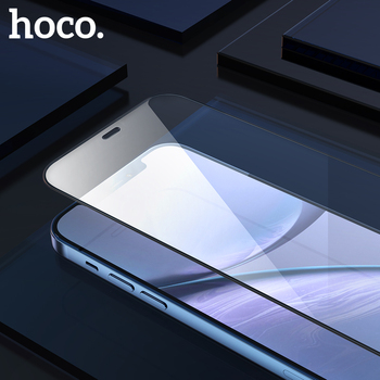 HOCO 2020 for Apple iPhone 12 pro Max HD Tempered Glass Film Screen Protector 3D Full Protective Cover iphone mini - discount item  5% OFF Mobile Phone Accessories