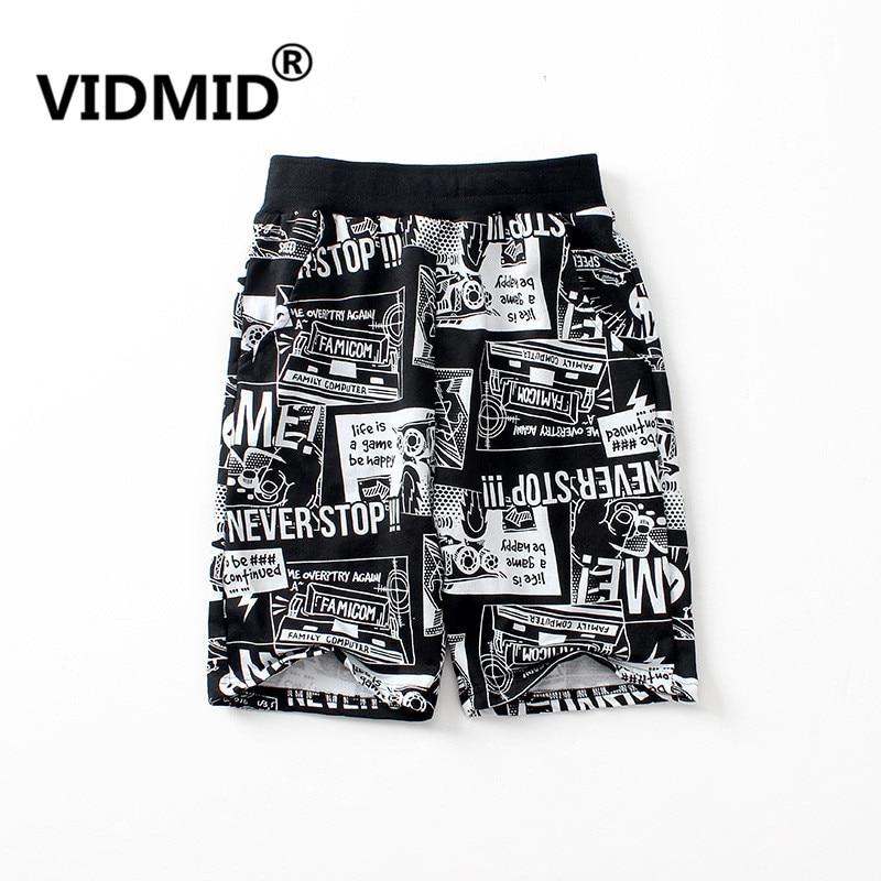 VIDMID New Child Summer Shorts Boys Swimwear Baby Kids Boy Summer Print Shorts Trousers Kids Casual Clothing Shorts 4102 66