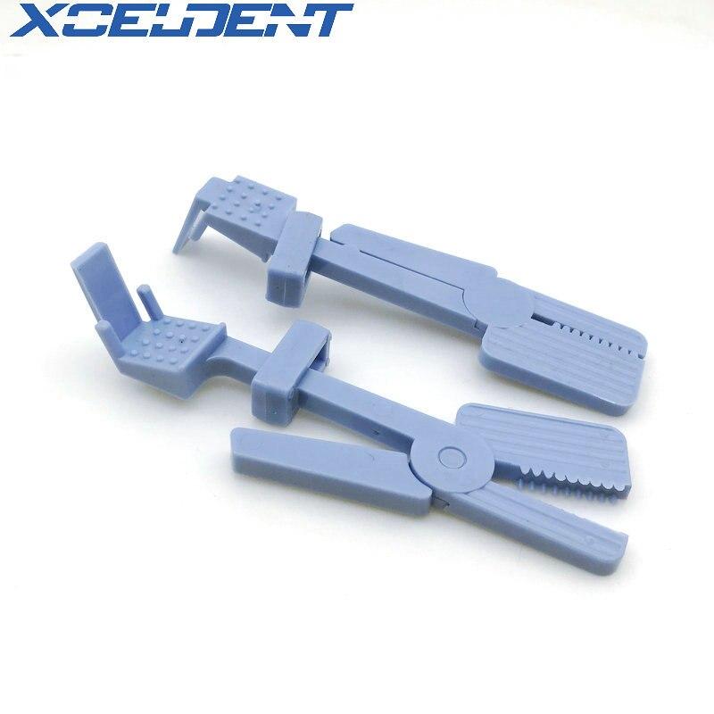 6 pcs plastico dental x ray snap clamp 01