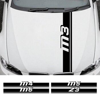 Autocollants de voiture pour BMW M1 hommages 40i M2 CS M3 E92 M4 M5 M6 Z1 Z3 Z4 E89 E85 Z8, accessoires de voiture, Film vinyle