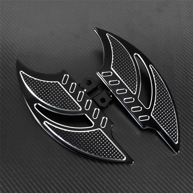 Przednie tylne deski podłogowe motocyklowe dźwignia zmiany biegów i kołki zmiany biegów zestaw ramienia hamulca dla Harley Touring 2014-2019 Road Glide