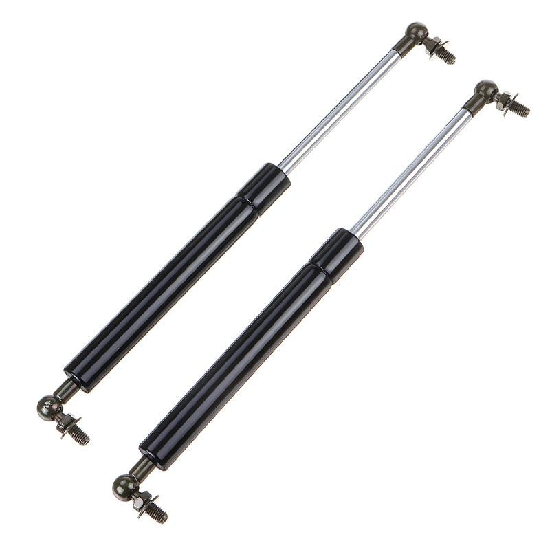 Shock Tailgate Gas Struts Exterior Black 1 Pair Accessories Front For Nissan Navarra D23 NP300 14-18